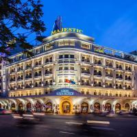 فندق ماجستيك سايغون، فندق في مدينة هوشي منه