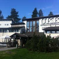 Ukko Hotel, отель в Тахковуори