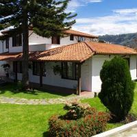 Quinta Las Buganvillas, hotel em Ambato