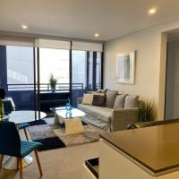 Governor Luxe 1 BR Apartment in the heart of Barton WiFi Netflix Gym Wine Secure Parking Canberra