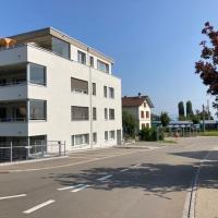 Arnold's Neues Bahnhöfli, отель в городе Uttwil