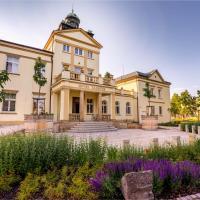 Hotel Zámeček, hotel in Poděbrady