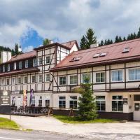 Horská chata Zelené Údolí, hotel in Abertamy