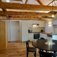 Beeindruckende Wohnung im Rheintal