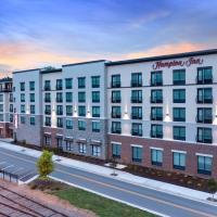 Hampton Inn Blue Ridge, GA, отель в городе Блу-Ридж