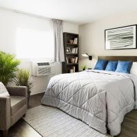 InTown Suites Extended Stay Atlanta GA - Sandy Springs, hotel in Atlanta
