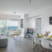 You Will Love This Luxury Apartment on the beach, Larnaca Apartment 1386
