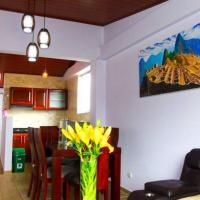 Apartamento para alquilar por días, en Paipa BOY.