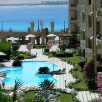 luxury apartment in Al-Andalous Sahl Hasheesh, Hotel in Hurghada