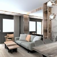 Appartement Courchevel 1850, 2 pièces, 4 personnes - FR-1-564-73
