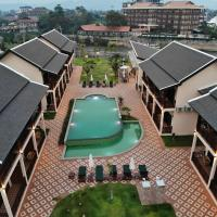 Saksiri Riverside Boutique Hotel, hotel en Vang Vieng