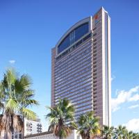 Hotel Keihan Universal Tower, hotel en Osaka
