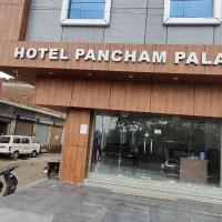Hotel pancham palace, hotel in Bharatpur