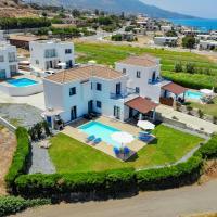 Diana Seaside Villas, отель в Помосе