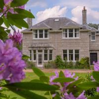 Large 4 Bed House with Woodland garden, Aboyne ,Royal Deeside