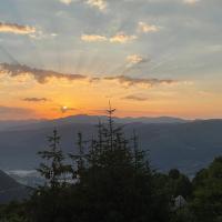 Chalet vue montagne St lary pla d'Adet pied des pistes