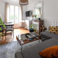 NICE COSY apt with BALCONY in ALESIA