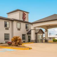 Red Roof Inn & Suites Lake Charles, ξενοδοχείο σε Lake Charles