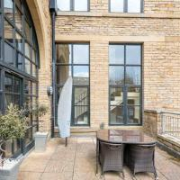 Characterful Mill Apartment with Free Parking
