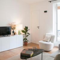 Apt LOFT style design in PARIS