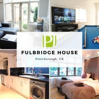 Fulbridge House by Parker Jones - 4 bedroom house with a FUN room