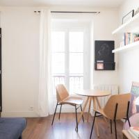 Nice and bright apt in the 11th district PARIS