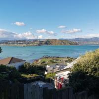 Laid-back Lyall self contained studio +breakfast, hotel near Wellington Airport - WLG, Wellington