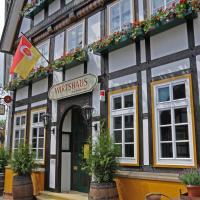 WIRTSHAUS am Niederntor, Hotel in Blomberg