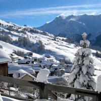 Appartement T3 en station de ski à Aiguilles-en-Queyras, hotel in Aiguilles