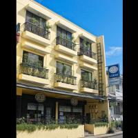 RB Lodge Kalibo, hotel en Kalibo