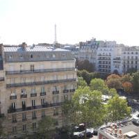 Apartment Flandrin, Eiffel Tower View
