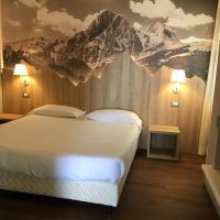 Hotel Nido dell'Aquila, hotel in Assergi