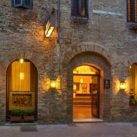 Hotel Bel Soggiorno, отель в Сан-Джиминьяно