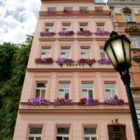 Hotel Boston, hotel in Karlovy Vary