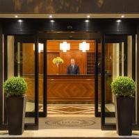 Hotel Santa Costanza โรงแรมในโรม