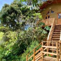 La Casa En El Bosque, hotel in El Retiro