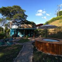 Tiny House Serendipia - Caserío El Puente -Villeta