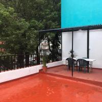 Departamento con terraza amplia - Narvarte