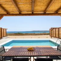 Cato Agro 3, Seafront Villa with Private Pool