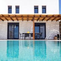 Cato Agro 4, Seafront Villa with Private Pool