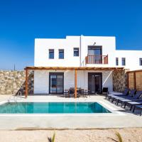 Cato Agro 5, Seafront Villa with Private Pool