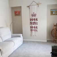 Art studio apartment