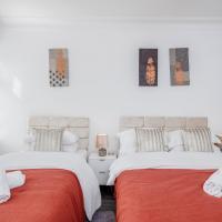 Modern 3 Bedroom Apartment in Finchley London near Borehamwood, Wembley and Old Oak Railway