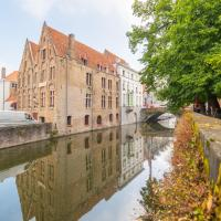 Hotel Ter Brughe, hotel em Bruges