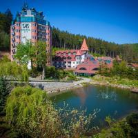 Hotel Las Piechowice, отель в Шклярска-Порембе