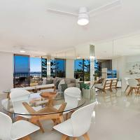 Porta Pacifique 11, hotel perto de Aeroporto de Gold Coast - OOL, Gold Coast