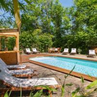 Chambre d'Hôtes Au Jardin Des Saveurs, hôtel à Cordes-sur-Ciel