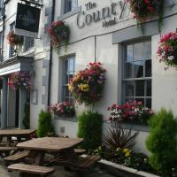 The County Hotel, hotel in Hexham