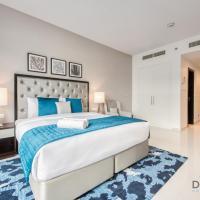 Sleek Studio at Celestia A Dubai South by Deluxe Holiday Homes