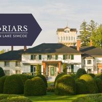 Briars Resort and Spa, hotel em Georgina